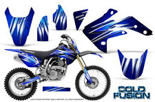 HONDA CRF 150 R CRF150R 07-15 CREATORX GRAPHICS KIT DECALS COLD FUSION BLNP