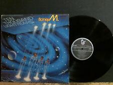 BONEY M  Ten Thousand Light Years  LP  German  Disco Funk   RARE  !
