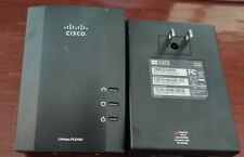 Cisco Linksys Powerline Ethernet Adapter Model PLE400