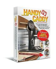 New ListingAs Seen On Tv Handy Caddy Kitchen Appliance Roll Out Tray Nice Nib Fits Cabinet