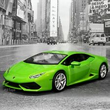 Lamborghini Huracan LP 610 1:24 Scale Diecast Model Toy Car