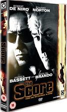 DVD:THE SCORE - NEW Region 2 UK