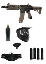 NEW Tippmann TMC Tactical Magfed Paintball Gun Magazine Fed Combo Kit Package