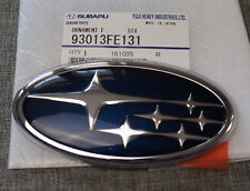 Subaru Impreza 05-07 Front Grille Badge Emblem OEM Genuine Blue Ornament Stars