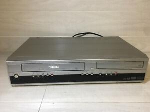 Toshiba D-VR16 VHS & DVD Recorder  VCR Player - Copy VHS to DVD Combo Combi