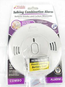 Kidde Talking Combination Smoke & Carbon Monoxide Detector Alarm