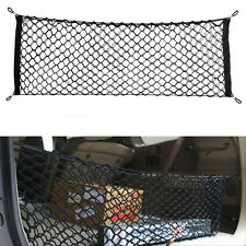 Auto Car Rear Cargo Organizer Storage Net Elastic Nylon Hammock Holder Mesh Chic