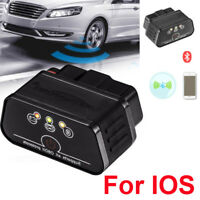 For Mercedes Bluetooth V4.0 Car OBD2 Code Reader Diagnostic Scanner IOSiPhone