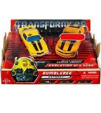 Transformers Movie Bumblebee Evolution of a Hero Deluxe Action Figure 2-Pack