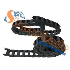 """15*20mm R28 1000mm (40"""") Cable drag chain wire carrier"""