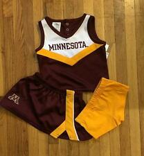 Mn Minnesota Gophers Girls 3-Piece Dress Set ~ Infant ~ New