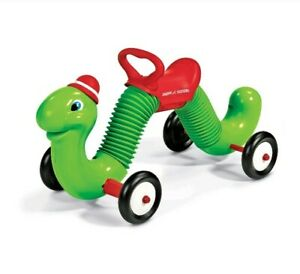 NEW Radio Flyer INCHWORM Classic Bounce & Go Ride-On Toy Toddlers Indoor/Outdoor
