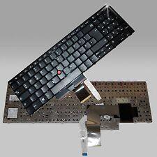 TASTIERA Per IBM Lenovo Thinkpad Edge e520 e525 serie de 04w0848 Keyboard