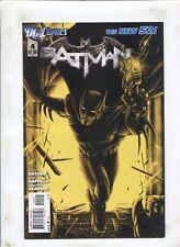BATMAN #4 - FACE THE COURT! - (9.2) 2012
