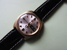 RARE VINTAGE GENTS RADO GOLDEN HORSE 25 JEWEL AUTOMATIC WATCH VGC ALL OVER