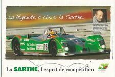 CP Pescarolo Courage 24 heures du Mans Grouillard Clerico Bourdais Sarthe
