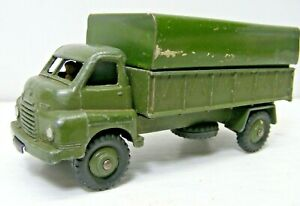 Dinky Toys #621 Army Bedford 3-Ton Cargo Truck