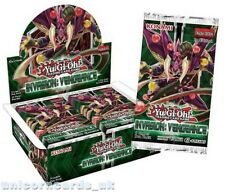 YuGiOh! Invasion: Vengeance Booster Box : 24 Packs x 9 Cards : New And Sealed Bo