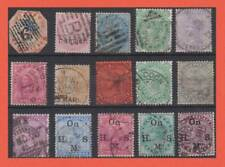 early india selection. Includes 1854/55 4 Annas. Very High Cat.