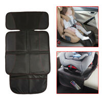 Car Seat Cover Mat Carseat Thickest Padding Leather Fabric Seat Protector Useful
