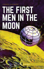 Classics Illustrated Hardback The First Men in the Moon (Wells) (Brand New)