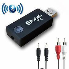 Bluetooth Transmitter, 3.5mm Portable Stereo Audio Wireless Bluetooth Audio Tran
