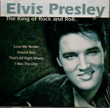 ELVIS PRESLEY - THE KING OF ROCK AND ROLL.    NEW/SEALED CD