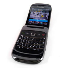 Black-Blackberry Style 9670 Unlocked CDMA 2000 Wi-Fi Bluetooth GPS 3G Cellphone