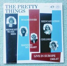 The Pretty Things - Live In Europe '66-'67 - Brand New Sealed UK Vinyl EP
