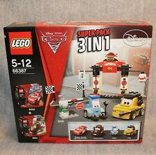 LEGO®  Cars 66387 , Disney Pixar   OVP/ NEU