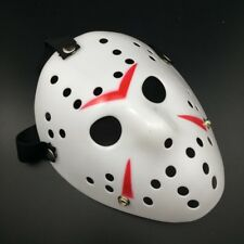 1*Scary Mask Jason Voorhees prop hockey Halloween Creepy MASK Friday 13th E7CX