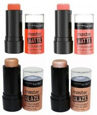 MAYBELLINE Master Blush Stick Matte & Glaze - 7 Shades Available