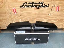 Lamborghini Murcielago LP620 LP 620 Original Tail Lights * BLACK * OEM