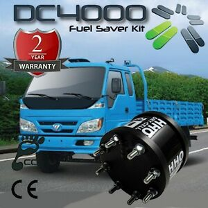 DC4000T Hydrogen HHO Dry Cell Kit Trucks, buses, tractors, boats 4.5-10Litres