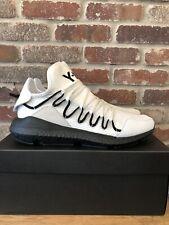 Adidas Y-3 Kusari White Black Sneakers - Men's US 10 (AC7190) Yohji Yamamoto