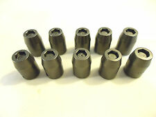 Magnetic Sockets, 10 pcs, 3/8� Drive X 8mm Hex, Impact, Hanson, Usa, New/Other
