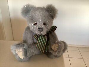 Charlie Bears Star Christmas Bear