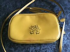 Mickey Mouse Limited Edition Coach Mini Bag NOT FAKE