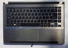 Original Acer Aspire V5-472 V5-473 cover upper w/ US keyboard gray