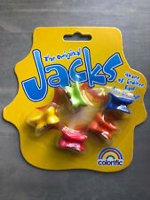 Brand New Sealed Classic Original Jacks Knucklebones Knuckles Traditional Game
