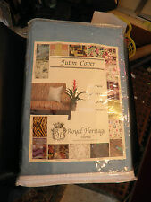 Bluebonnet Royal Heritage futon mattress cover