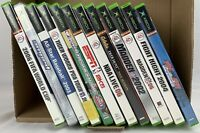 Lot of 12 Sports Games for Microsoft Xbox