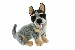 Cattle Dog  Plush Stuffed Toy Dog 28cm/11in  Bluey by Bocchetta