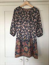 "Comptoir Des Cotonniers Silk Dress ""Lakda"" 8/36"