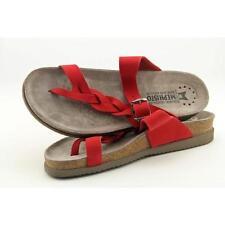 Sandali e scarpe Mephisto rossa per il mare da donna