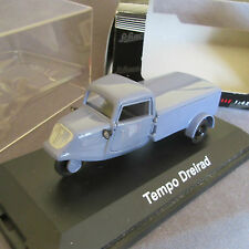707D Schuco 2552 Tempo Tricycle Tricycle 1:43