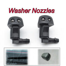 Front Windshield Washer Jet Nozzles Set For Toyota Yaris XP10 Tacoma MR2 Celica