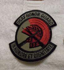 U.S.AIR FORCE AIR BATTLE UNIFORM PATCH, USAF HONOR GUARD