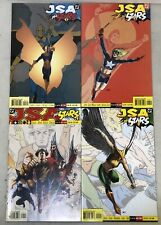 2003 DC Comic JSA All Stars 1, 2, 3 & 4 (1st Courtney)