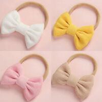 Baby Kids Headband for Girl Turban Baby Bows Headband Children Hair Accessories